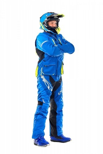 DRAGONFLY Freeride Blue-Yellow